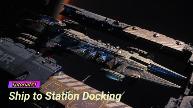 Ship Station docking